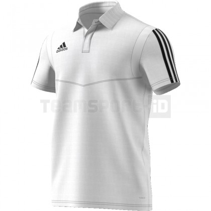 Polo Adidas TIRO 19 COTTON POLO Manica Corta