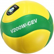 Pallone Volley Mikasa V200W CEV - FIVB APPROVED