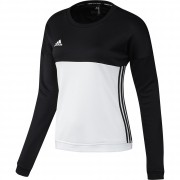 Felpa Adidas T16 CREW SWEAT WOMAN