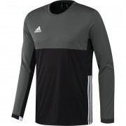 Maglia Calcio/Volley Adidas T16 CLIMACOOL LS TEE Manica Lunga