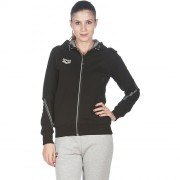 Felpa Arena Giacca W TL HOODED JACKET