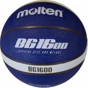 Pallone Mini Basket Molten B5G1600-WBL