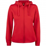 Felpa Clique BASIC ACTIVE HOODY FULL ZIP LADIES