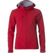 Giacca Tecnica Clique BASIC HOODY SOFTSHELL LADIES