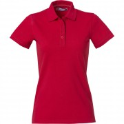 Polo Clique HEAVY PREMIUM POLO LADIES Manica Corta