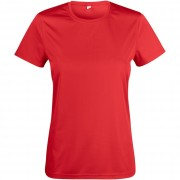 T-Shirt Clique BASIC ACTIVE-T LADIES Manica Corta