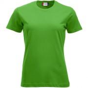 T-Shirt Clique NEW CLASSIC-T LADIES Manica Corta