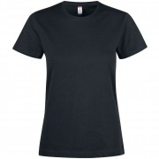 T-Shirt Clique PREMIUM FASHION-T LADIES Manica Corta