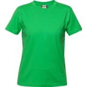 T-Shirt Clique PREMIUM-T LADIES Manica Corta