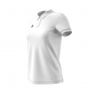 Polo Tennis Adidas TEAM 19 POLO WOMAN Manica Corta