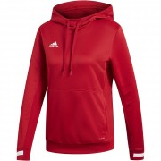 Felpa Adidas TEAM 19 HOODY WOMAN