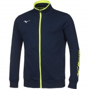 Felpa Mizuno SWEAT FZ JACKET