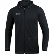 Felpa Running Jako HOODED JACKET RUN 2.0