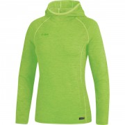 Felpa Running Jako HOODED JACKET ACTIVE BASICS WOMAN