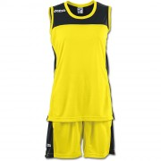 Completo Basket Joma SET SPACE 2 WOMAN Smanicato