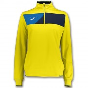 Felpa Joma CREW 2 JACKET POLYFLEECE WOMAN