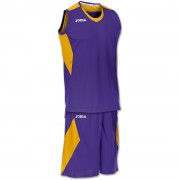 Completo Basket Joma SET SPACE Smanicato