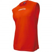 Canotta Macron MP 151 SLEEVELESS Senza Manica