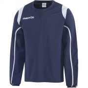 Giacca Pioggia Rugby Macron EMERALD TOP