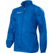 Giacca Pioggia Macron ATLANTIC FULL ZIP WINDBREAKER ROYAL