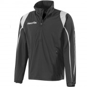 Giacca Pioggia Rugby Macron CORAL 1/4 ZIP TOP