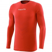 Maglia Intima Macron PERFOR. LONG SLEEVES TOP Manica Lunga