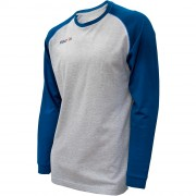 T-Shirt Macron WAVE SHIRT LONG SLEEVES Manica Lunga