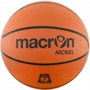 Pallone Basket Macron Maschile NICKEL BALL