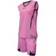 Completo Basket Macron RAJA SET WOMAN
