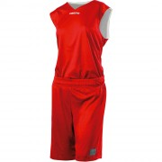 Completo Basket Macron F300 SET REVERSIBLE WOMAN