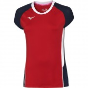 Maglia Volley Mizuno PREMIUM HIGH-KYU TEE WOMAN