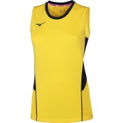 Canotta Volley Mizuno AUTHENTIC HIGH-KYU NS SHIRT WOMAN