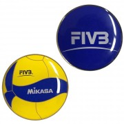 Moneta Testa/Croce Arbitro Volley Mikasa TC200W