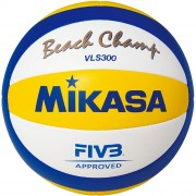 Pallone Beach Volley Mikasa VLS300 - FIVB APPROVED