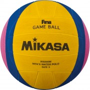 Pallone PallaNuoto Mikasa 6000W WATER POLO MAN - FINA APPROVED