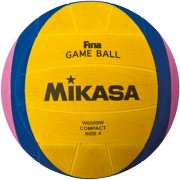 Pallone PallaNuoto Mikasa 6009W WATER POLO WMN & JR - FINA APPROVED