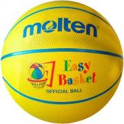 Pallone Mini Basket Molten SB4Y-AD EASY BASKET
