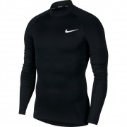 Maglia Intima Nike COMPRESSION MOCK LONG SLEEVE TOP Manica Lunga