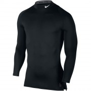 Maglia Intima Nike COOL COMPRESSION LS MOCK TOP Manica Lunga