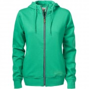 Felpa Hoody Full Zip Printer OVERHEAD LADY