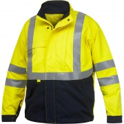 Giacca Antifiamma Projob FLAME RETARDANT HIGH VISIBILITY JACKET