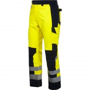Pantalone Antifiamma Projob FLAME RETARDANT HIGH VISIBILITY TROUSERS