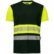 T-Shirt Projob T-SHIRT EN ISO 20471 - CLASS 1 - 6020