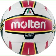 Pallone Beach Volley Molten RED BEACH 16