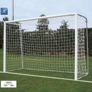 Coppia Porte da Calcio Ridotto Schiavi Sport 600x200 ALLUMINIO TRASPORTABILI