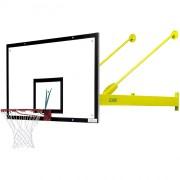 Impianto Basket FISSO A PARETE COPPIA