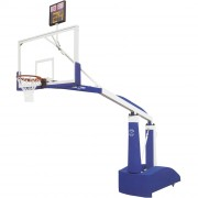 Impianto Basket Trasportabile FIBA OLEODIN. 330 MANUALE