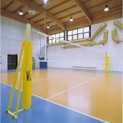 Impianto Volley TRASPORTABILE