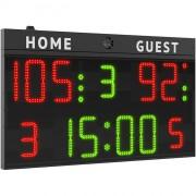 Tabellone Segnapunti Multisport Omologato FIBA