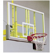 Tabelloni Basket Cristallo Temperato